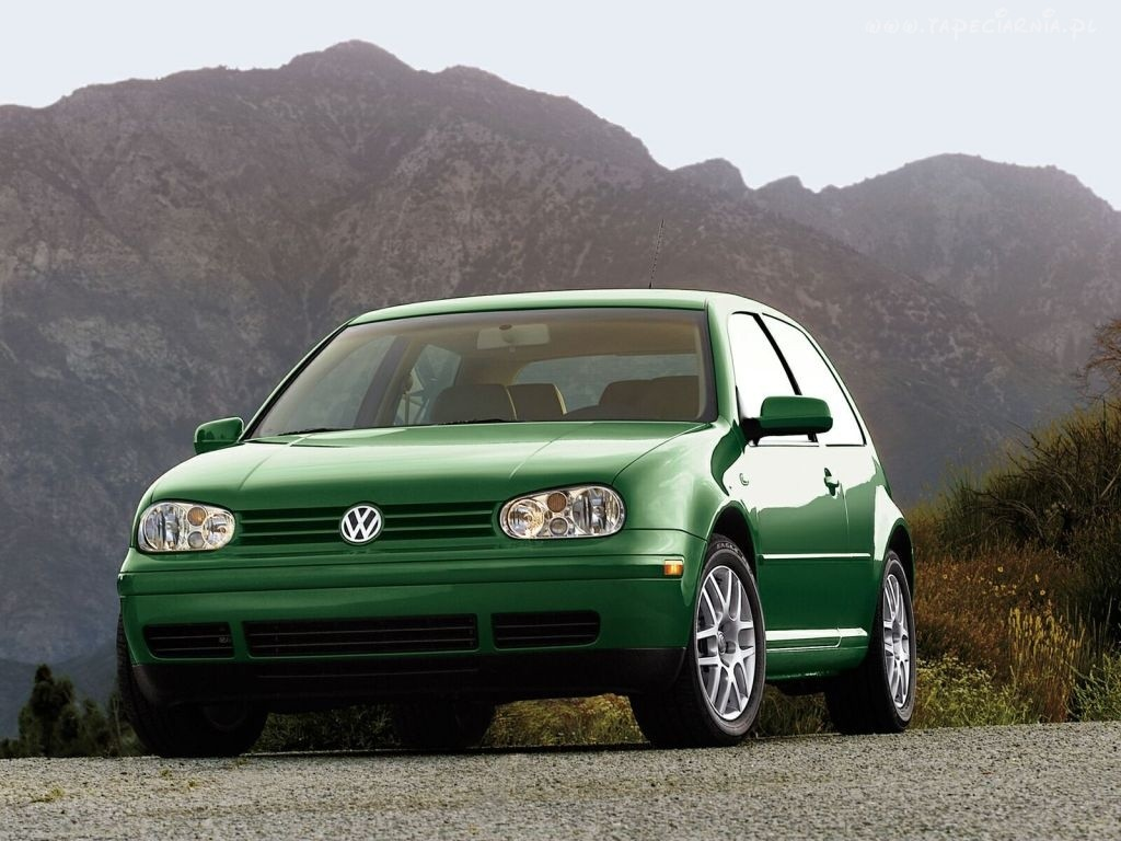 чехлы на сиденья из экокожи Volkswagen Golf 4 1998-2005