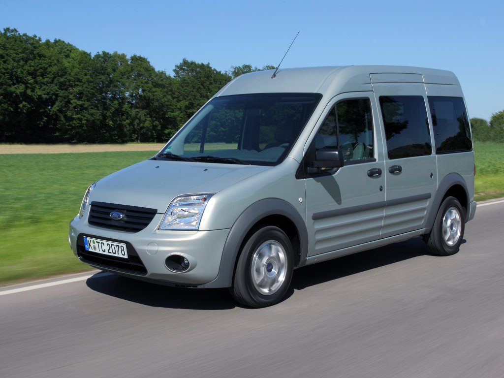 чехлы на сиденья из экокожи Ford Tourneo 2002-2013, 5 мест